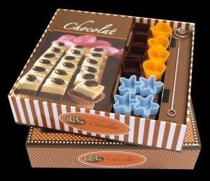 Coffret chocolat - NGV - 9783625137085 -