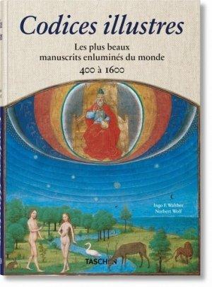 Codices illustrés - Taschen - 9783836572606 - majbook ème édition, majbook 1ère édition, livre ecn major, livre ecn, fiche ecn