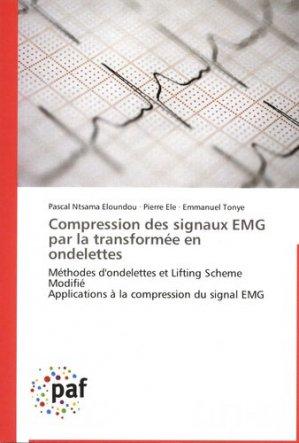 Compression des signaux EMG par la transformée en ondelettes - presses académiques francophones - 9783838188317 -