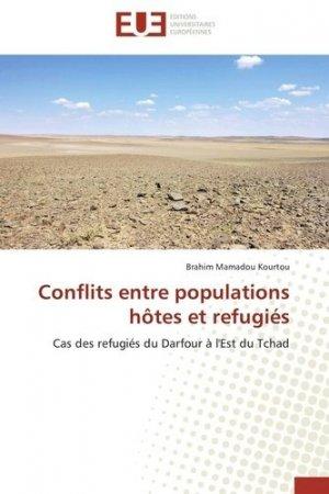Conflits entre populations hôtes et refugiés - Editions Universitaires Européennes - 9783841735607 -