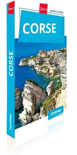 Corse. Guide et atlas - Express Map - 9788381900485 -