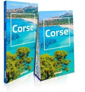 Corse - Express Map - 9788381905305 -