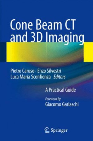 Cone Beam CT and 3D imaging - springer - 9788847053182