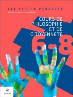 Cours de philosophie et de citoyenneté 6-8 - Van In - 9789030685487 -