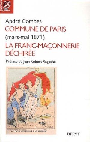 Commune de Paris - Dervy - 9791024200477 -
