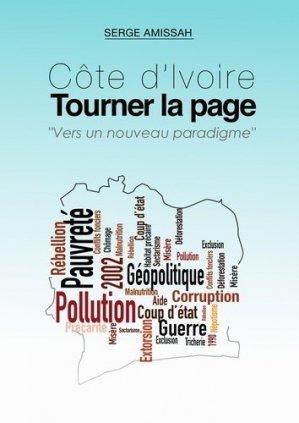 Côte d'Ivoire : Tourner la page - Librinova - 9791026221555 -