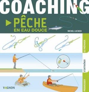 Coaching pêche en eau douce - vagnon - 9791027102921 -