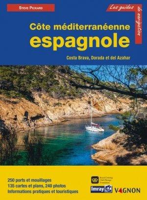 Côte Méditerranéenne Espagnole - vagnon - 9791027103652