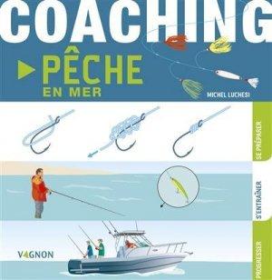 Coaching pêche en mer - vagnon - 9791027104871 -