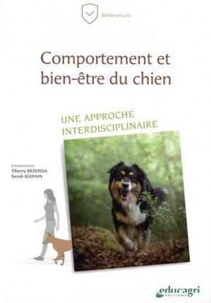 Comportement et bien-être du chien - Educagri - 9791027503124 -