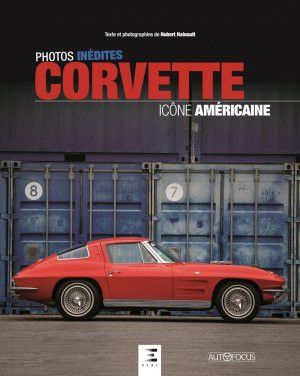Corvette, icône américaine - ETAI - 9791028303594