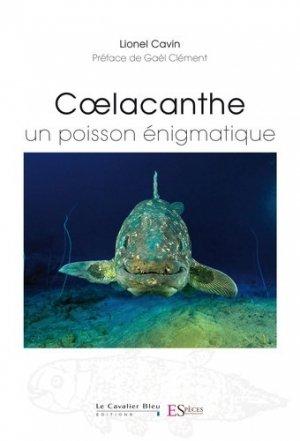 Coelacanthe - le cavalier bleu - 9791031803371 -