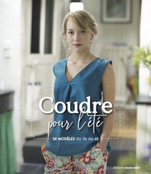 Coudre pour l'été - massin / marie claire (éditions) - 9791032305881 -