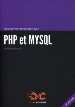 Concevez votre site web avec PHP et MySQL - simple it - 9791090085954 -