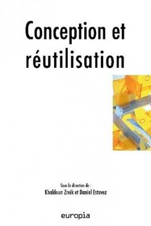 Conception et réutilisation - Europia Productions - 9791090094178 -