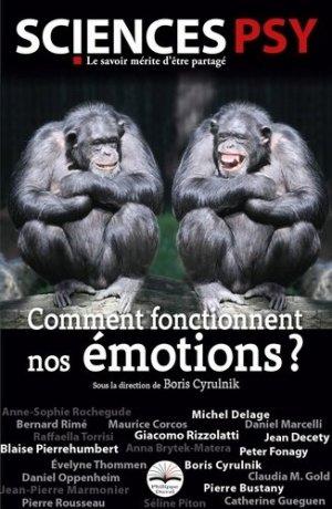 Comment fonctionnent nos émotions ? - philippe duval - 9791090398474 -