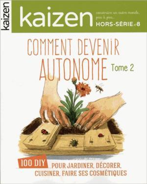 Comment devenir Autonome Tome 2 - kaizen - 9791093452159 -