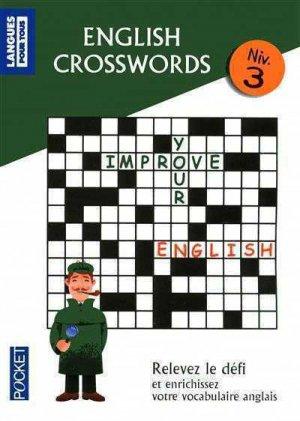 Mots croisés anglais - Pocket - 9782266188814 -
