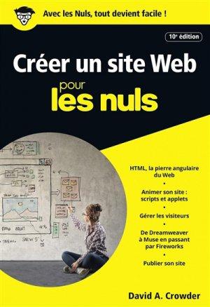 Créer un site web pour les nuls-first-9782412034408