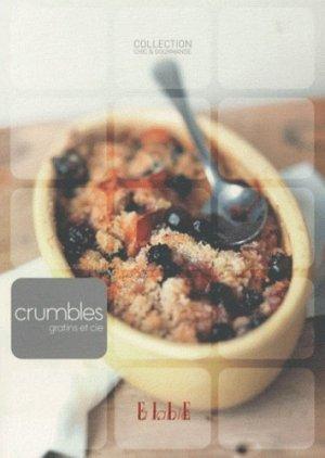 Crumbles gratins et cie - Glénat - 9782723477994 -