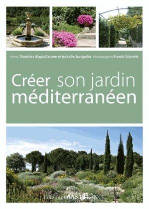 Créer son jardin méditerranéen - ouest-france - 9782737348792