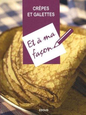 Crêpes et galettes - Edisud - 9782744908347 -
