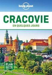 Cracovie en quelques jours. 3e édition. Avec 1 Plan détachable - Lonely Planet - 9782816185515 -