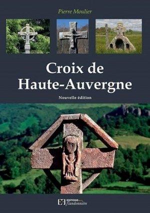Croix de haute auvergne - de la flandonniere - 9782918098577 -