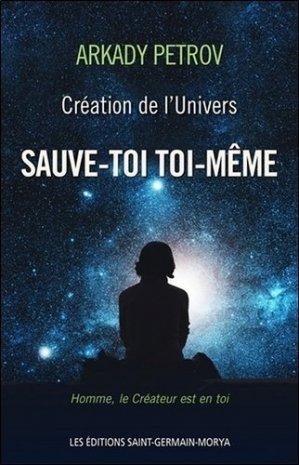 Création de l'Univers - Saint-Germain-Morya Inc. - 9782923568324 -
