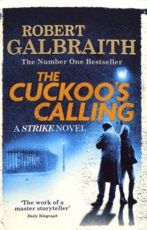 The cuckoo's calling - sphere - 9780751549256 -