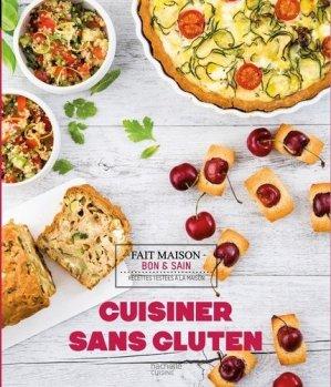 Cuisiner sans gluten - Hachette - 9782011356765 - majbook ème édition, majbook 1ère édition, livre ecn major, livre ecn, fiche ecn