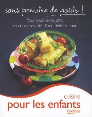 Cuisine pour les enfants - Hachette - 9782012302426 -