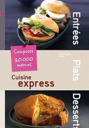 Cuisine express - Hachette - 9782012303058 -