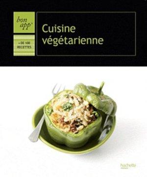 Cuisine végétarienne - Hachette - 9782012303126 -