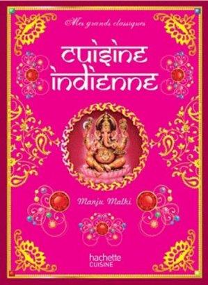 Cuisine indienne - Hachette - 9782012303188 -