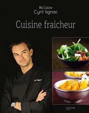 Cuisine fraîcheur - Hachette - 9782012304222 -