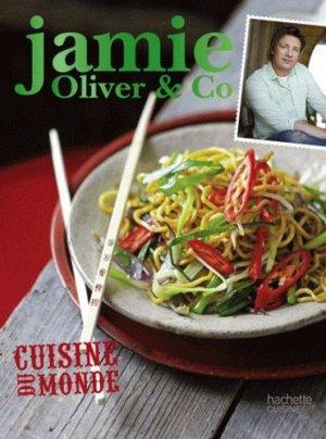 Cuisine du monde - Hachette - 9782012306424 -