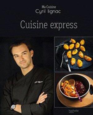 Cuisine express - Hachette - 9782012381360 -