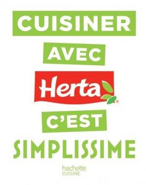 Cuisinez avec Herta c'est simplissime - Hachette - 9782016261903 - https://fr.calameo.com/read/000015856623a0ee0b361