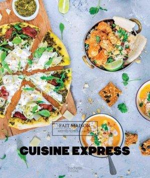 Cuisine express - hachette - 9782019453213 -