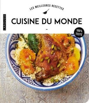 Cuisine du monde - Larousse - 9782035969514 -