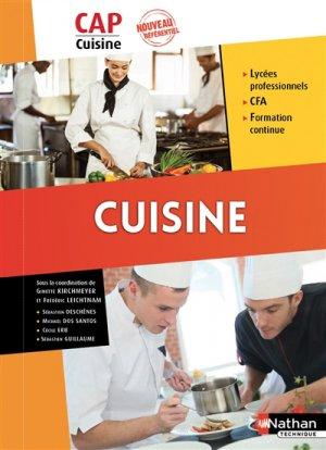 Cuisine - CAP Cuisine - nathan - 9782091647913 -