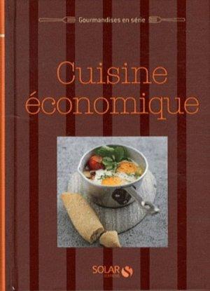 Cuisine économique - solar - 9782263053535 -
