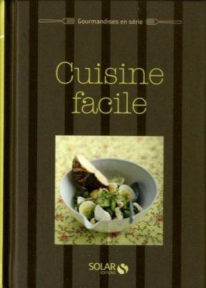 Cuisine facile - solar - 9782263053559 -
