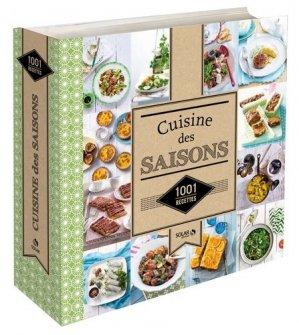 Cuisine des saisons - solar - 9782263064838 -