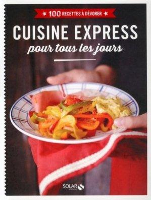 Cuisine express pour tous les jours - solar - 9782263068409 -