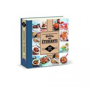 Cuisine des étudiants - solar - 9782263069604 -