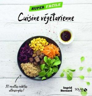 Cuisine végétarienne - solar - 9782263146299 -