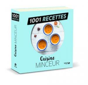 Cuisineminceur - 1001 recettes - solar  - 9782263149252 -