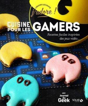 Cuisine pour les gamers - solar - 9782263155468 -
